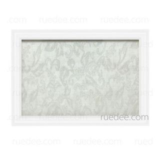 0.5-inch Colored Plain Wooden Frame
