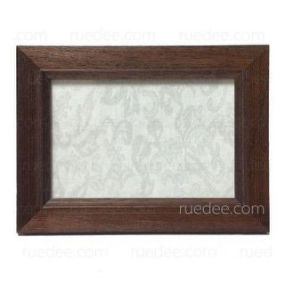 1-inch Wooden Picture Frame