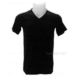 V-neck Short Sleeves T-Shirt