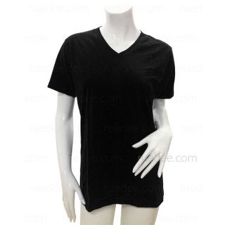 Women's V-neck Short Sleeves T-Shirt